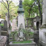 La tombe de Juliette Adam