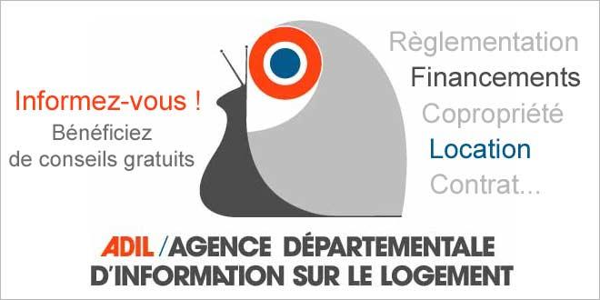 L'ADIL : un service public de proximité d'information sur le logement.